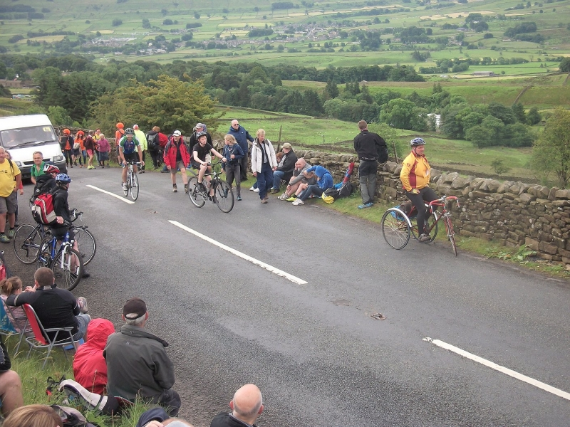Tour de France - Buttertubs Pass